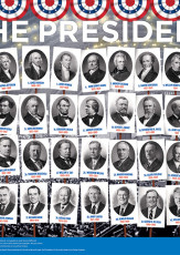 Infographic: U.S. Presidents for Kids