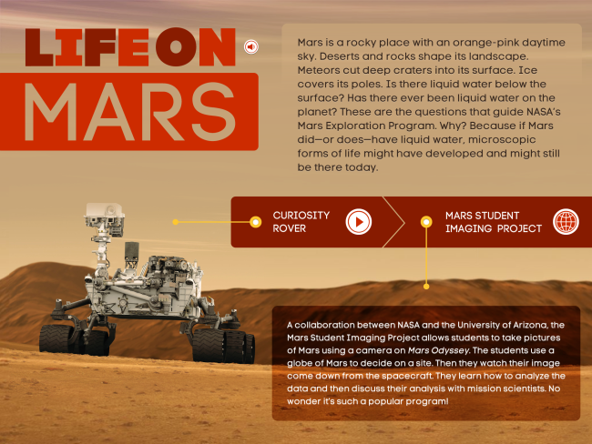 mars rover quickfacts - photo #11