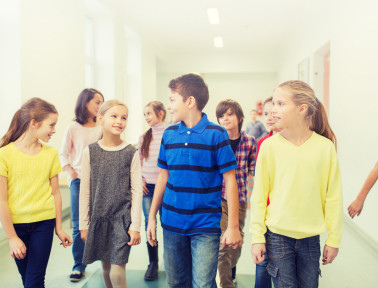 How to Structure Student Discussions with a Walk and Talk